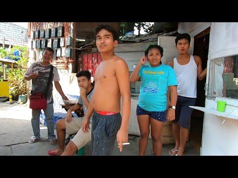 Exploring Local Backstreets In Manila, Philippines