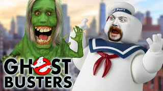 We're Nuts For Busting - Ghostbusters Funny Moments