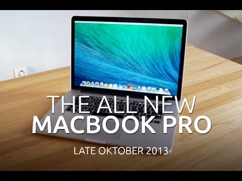 "Apple 15"" MacBook Pro Retina: Unboxing & First Look (NEW - Late 2013)"