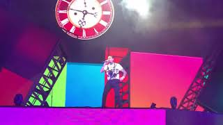 Chris Brown Heartbreak on a Full Moon Tour Cincinnati Ohio July 24th -Rock Your Body