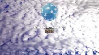 Thanks to everyone. Hamster flying on balloon.