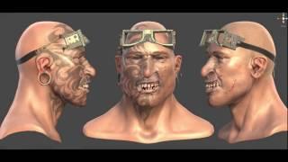 Wasteland 3 - The Making of Fish-Lips