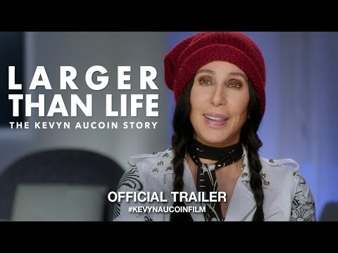 Larger Than Life: The Kevyn Aucoin Story (2018) | Official Trailer HD