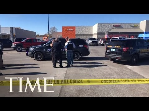 3 People Killed In Shooting At Oklahoma Walmart, Local Police Say   TIME