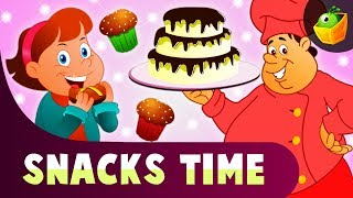 Snacks 🍔 🍕Time songs - Have a Break 😀 !!! Listen to the Wonderful Collection from Nursery Rhymes