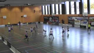preview picture of video 'Goalshow U16 | Ad Astra Sarnen - UH Verbano Gordola 7:6'