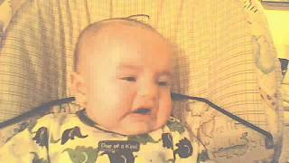 BABY WITH HICCUPS CRYING