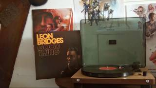Leon Bridges   Beyond (but It's Played On Vinyl)