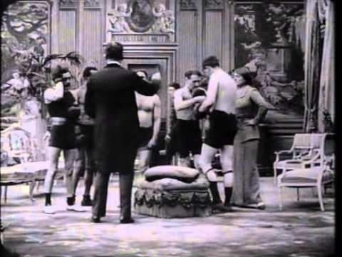 Макс спортсмен-универсал / Max Linder pratique tous les Sports 1913 онлайн видео