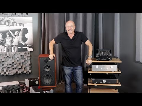 External Review Video DvUVGiMWgIA for Wharfedale Linton Heritage Bookshelf Loudspeaker