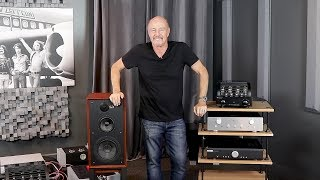 Wharfedale Linton Loudspeaker Review W Upscale Audio's Kevin Deal
