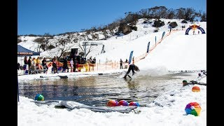 Our Favourite Crashes from Pond Skim!