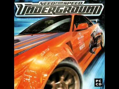 nfs underground soundtrack get low   YouTube