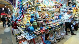 Exploring Istanbuls Grand Bazaar | Oldest Market In The World