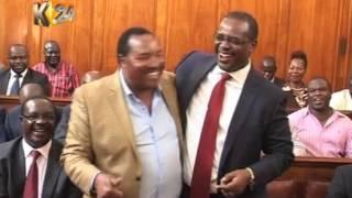 Ferdinand Waititu declared winner
