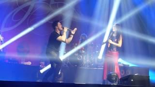 "Tarja and Toni Turunen - ""Medusa"" live in Turku, 19.11.2014, HD"