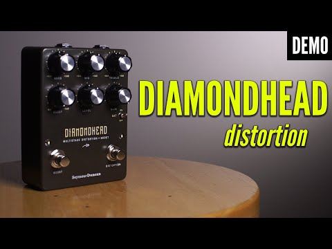 Seymour Duncan Diamondhead Distortion and Boost - JayLeonardJ