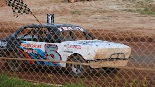 Ellenbrook Speedway   Junior Top Stars Feature 2014