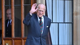 video: Prince Philip, 99, steps out for rare public engagement