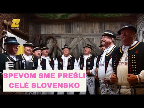 FOLKLÓR NA ZEMPLÍNE<br />Mužská spevácka folklórna skupina Užan