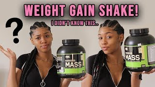 BEFORE YOU TAKE WEIGHT GAIN PROTEIN SHAKES ....Watch this!