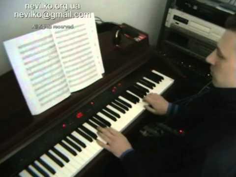 Музыка для фортепиано, music for piano. Venice видео