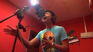 "Anuar Zain - ""Mungkin""cover oleh chinese guy from jb!! Gempak!!! Patrick Poon 潘伟衡"
