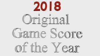2018 Original Game Score of the Year