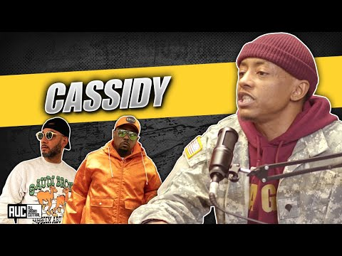 Cassidy Explains Time Him And Swizz Beatz Pulled Up On Timbaland With The .45 To Handle Rap Beef