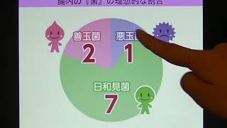 宝塚受験生のダイエット講座〜ダイエットと美肌の鍵は「腸」〜のサムネイル画像