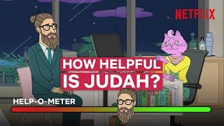 BoJack Horseman | How Helpful is Judah?