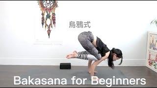 烏鴉式 Bakasana for Beginners by 凱蒂瑜珈Flow With Katie