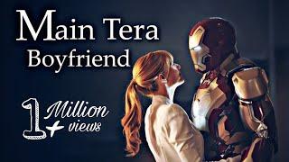 Main Tera Boyfriend Song    Raabta    ft Avengers   Sushant Singh Rajput  Kriti Sanon   Dipan Patel