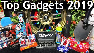 Top 5 Car Guy Tools & Gadgets of 2019 (Christmas Gift Ideas)