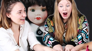 I Bought A Haunted Doll From Ebay