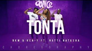 Tonta - Rkm & Ken-y Ft. Natti Natasha  Fitdance Life Coreografía Dance