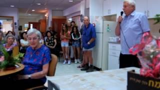 מקהלת דורות לילידי יוני חלק 2