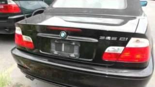 2002 BMW 325CI VA