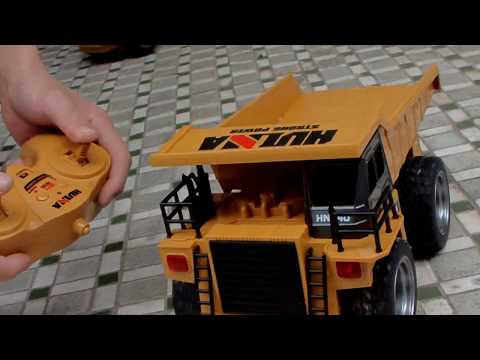 Huina 540  6 Channel RC Dumper Truck
