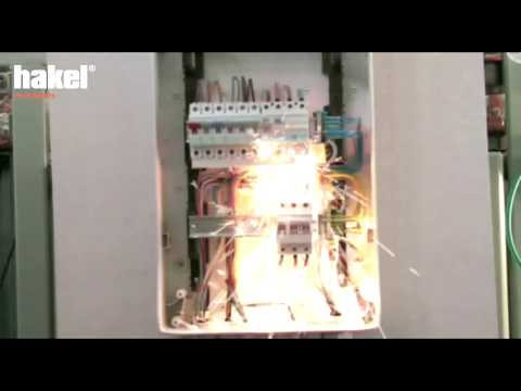 Testing of switch-board without SPD
