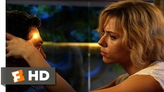 Lucy (3/10) Movie CLIP - Learning's a Painful Process (2014) HD