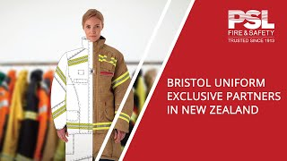 Bristol Uniforms Market Leaders in Fire Fighting PPE
