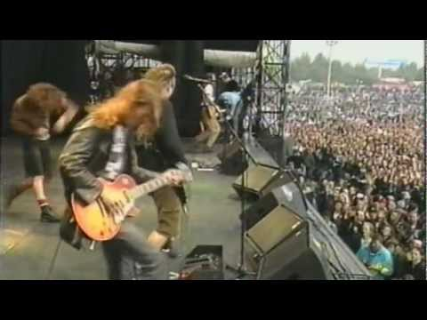 Why Go - Pearl Jam - Live In Pinkpop 1992 HD