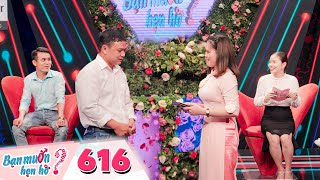 Wanna Date | Ep 616: Almost 30-year-old guy's sweet flirting tricks make the girl smile nonstop