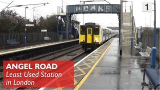 Angel Road - Least Used Station in London