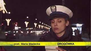 Policjanci z DROGÓWKI: Madecka