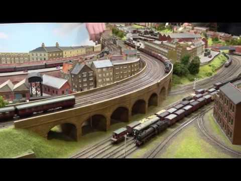 ब्रिटिश रेलवे मॉडलिंग 2020 के महोत्सव - भाग 1
