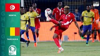 HIGHLIGHTS: Kenya vs. Tanzania