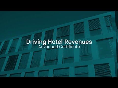 Driving Hotel Revenues | Online Course | Hotel Management ...