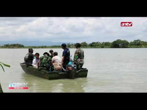 Desa Madurejo Kebumen Terendam Banjir